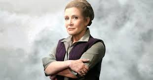 General Leia Organa Hug